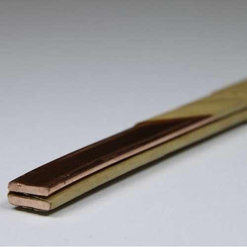 Провод обмоточный прямоугольный медный 9x13.47x4.4 мм ПБУ ГОСТ 18410-73